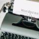Wordpress - free, open-source platform for website creation